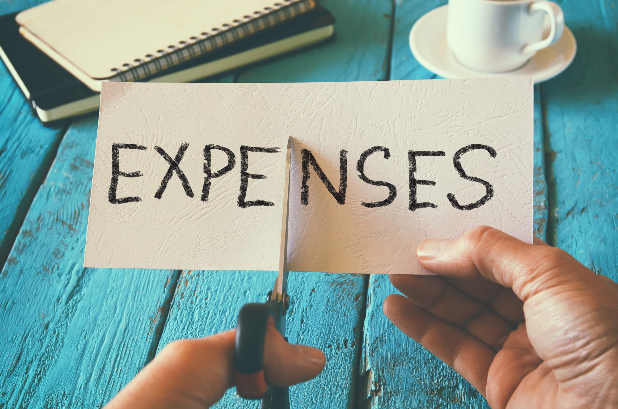 how to drastically cut expenses
